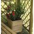 Vasi e fioriere in legno